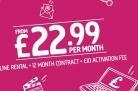 Plusnet Unlimited 17Mbps Broadband + Evening & Weekend UK & Mobile Calls + £10 Activation Fee £21.32 p/m