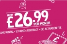Plusnet Unlimited 17Mbps Broadband + Unlimited UK & Mobile Calls + £10 Activation Fee £25.32 p/m