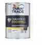 Dulux Trade Diamond Eggshell Emulsion Paint – Pure Brilliant White 5L £54 @ Wickes