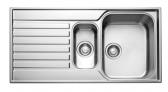Franke Ascona 1.5 Bowl Reversible Sink – Stainless Steel £140 @ Wickes