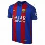 2016-2017 Barcelona Home Nike Shirt (Kids) – With Sponsor £17.99 @ UKScoccershop