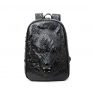 liyongyi 3068 3D Wolf Pattern PU Leather Backpack £38.40 @ GearBest