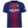 2017-2018 Barcelona Home Nike Shirt (Kids) £29.99 @ UKScoccershop