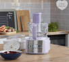 Swan 3 Litre Food Processor – Lilac £179.99 Swan