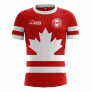 2018-2019 Canada Home Concept Football Shirt (Kids) £29.99 @ UKScoccershop