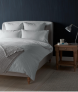 Croft Collection Bethany Duvet Covers and Pillowcases, Grey £6.00 @ John Lewis & Partners