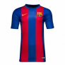 2016-2017 Barcelona Home Nike Supporters Tee (Kids) £9.99 @ UKScoccershop