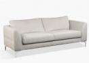 Belgrave Grand 4 Seater Sofa, Metal Leg, Harbour Blue Grey £1,599 @ John Lewis & Partners