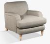 Harrogate High Back Armchair, Light Leg, Darcy Gold £599.00 @ John Lewis & Partners