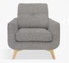 Barbican Armchair, Light LegJohn Lewis & Partners Barbican Armchair, Light Leg, Stanton French Grey £679.00 @ John Lewis & Partners