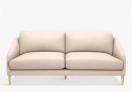 Cape Grand 4 Seater Sofa, Light Leg, Edie Dusky Pink £1,159 @ John Lewis & Partners