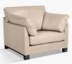 Ikon Armchair, Dark Leg, Nature Putty £1,199 @ John Lewis & Partners
