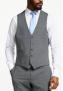 Dove Waistcoat, Grey £29.50 @ John Lewis & Partners
