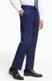 Birdseye Wool Regular Fit Suit Trousers, Royal Blue £34.50 @ John Lewis & Partners