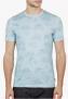 Ted Baker Straw Tropical Printed T-Shirt, Light Blue £34 @ John Lewis & Partners