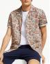 Aquilegia Print Short Sleeve Shirt, Multi £31.50 @ John Lewis & Partners