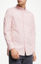 End on End Shirt, Pink £28.00 @ John Lewis & Partners