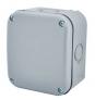 Masterplug Small Exterior Junction Box – Grey £3.35 @ Wickes