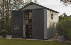 Keter Oakland Plastic Shed 7 X 11 Ft £1,100 @ Wickes