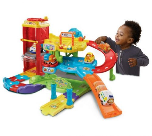 Vtech Toot Toot Drivers Garage And Truck 3999 At Argos Kashyco