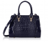 Veevan Women's Alligator Pattern Shoulder Handbag