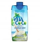 Vita Coco 100% Natural Coconut Water 330ml x 12 £11.90 (£0.99p a Pack)
