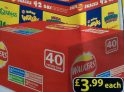 Walkers Crisps 40 Variety Box £3.99 at Farmfoods