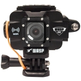 Waspcam 9907 4K Wi-Fi Waterproof Action Camera – Black £27.99 @ Zavvi