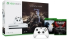 Buy Xbox One S 1TB Shadow of War Bundle + 2 FREE Games + Additional Controller for ONLY £259.99 at Microsoft
