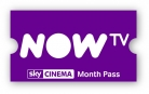 Free One Month NOW TV Movie and Entertainment Pass with Codes at NOW TV
