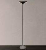 Design Project by John Lewis No.045 LED Uplighter, Black    £120.00 at John Lewis & Partners