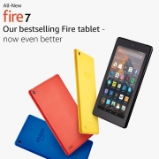 Now Live: Amazon Fire Stick £24.99 and Amazon Fire 7 Tablet £29.99 at Amazon