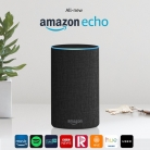 All-new Amazon Echo (2nd generation) £81.65 When You Buy 3 at Amazon