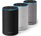 Amazon Echo 2nd Gen £62.49 When You Buy 2 or £74.99 for Just 1 at Currys