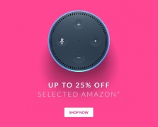 Get Up to 25% Off Selected Amazon Devices @ Very