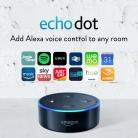Amazon Echo Dot (2nd Generation) £43.32 When You Buy 3 at Amazon