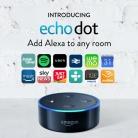 Amazon Echo Dot (2nd Generation), Black or White £29.99 at Amazon