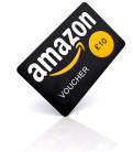 Get £10 Free with £80 of Gift Cards at Amazon