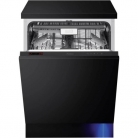 Amica ZIM688E A+++ Fully Integrated Dishwasher Full Size 60cm 14 Place Black £319.20 with Code at AO eBay