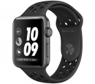 APPLE Watch Nike+ 42 mm Space Grey & Black £289 with Code at Currys