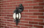 Argos Home Pumpkin Style Lantern – Black £12.99 @ Argos