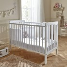 Little Acorns Classic Cot  £59.99 After Cashback