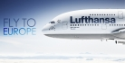 Fly from London, Manchester, Birmingham, Edinburgh and Glasgow to Europe with Lufthansa from Only £89