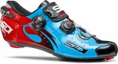Sidi Wire Carbon Road Shoe Vernice Blue / Black / Red £159.99 @ Rutland Cycling