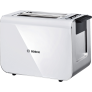 Bosch TAT8611GB Styline Collection 2 Slice Toaster in White & Stainless Steel £54 @ Co-op Electrical