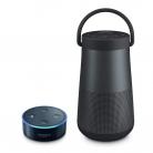 Bose SoundLink Revolve Plus Bluetooth Speaker, Triple Black + Free Amazon Echo Dot (2nd Generation) £249.95 at Amazon