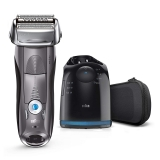 Braun Series 7 7865cc Electric Shaver for Men with Clean and Charge Station and Travel Case £123.99 @ Amazon
