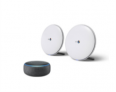 BT Refurbished Whole Home Wi-Fi Twin + Amazon All-New Echo Dot (3rd Gen) £89.98 @ BT Shop