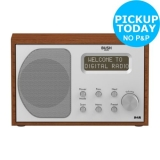 Bush Retro Wooden DAB/FM Radio £24.99 at Argos eBay