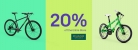 Get 20% OFF Evans Cycles Entire Store at eBay